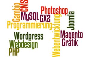 Webdesign und Onlineshops